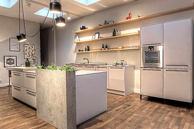 Siematic Küche Urban Preis Siematic-musterküche Siematic Urban Similaque Matt