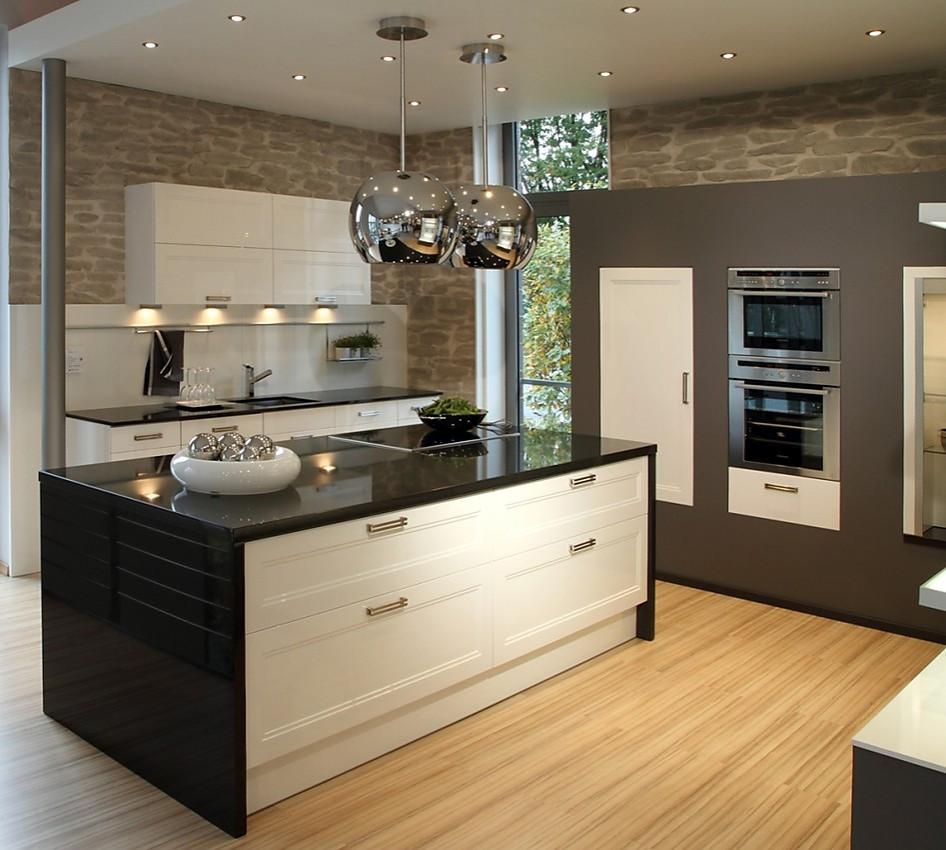 Küche Amerikanischer Stil | Haus Amerikanischer Stil Elegant Küche ...