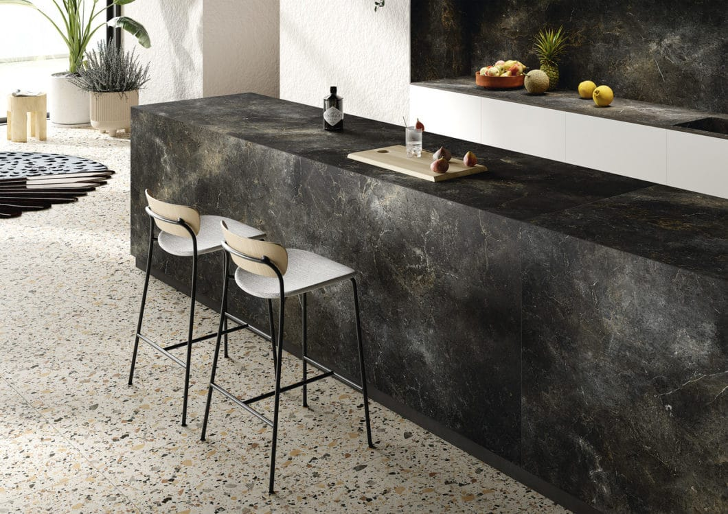 Arbeitsplatten In Marmor Optik Die Royal Stone Collection Von Sapienstone