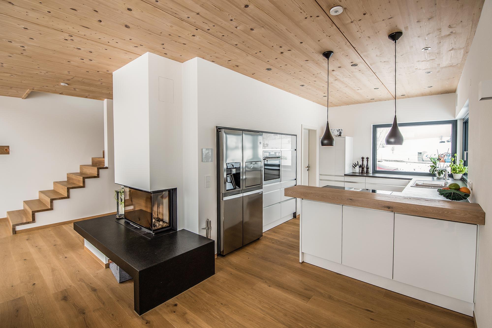 Glasrückwand Küche Auf Maß | Küchenstudio In Mainz Küche Nach Maß ...