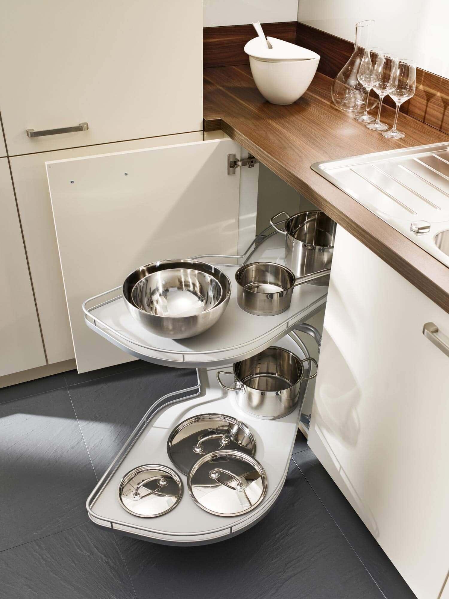 Magic Corner Küche | Veriset Ag Praktisches Zubehör Für Die Individuell
