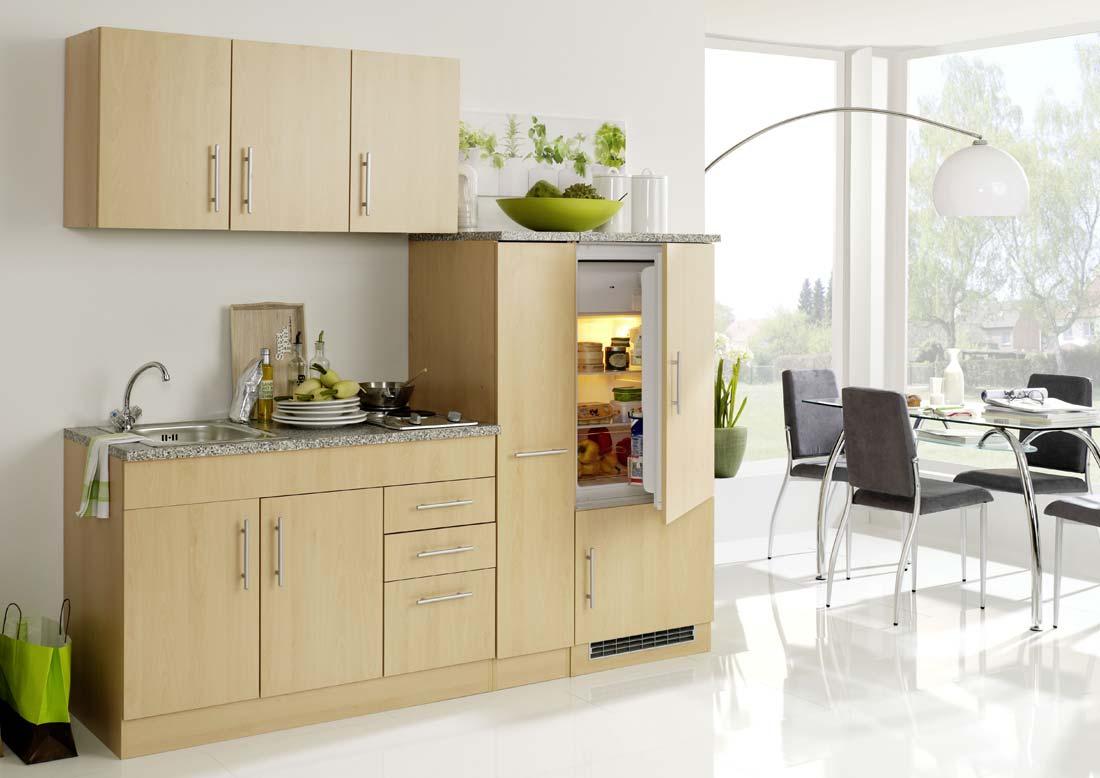 Miniküche Mit Kühlschrank Und Mikrowelle : Miniküche mpmes auszug glaskochfeld kühlschrank mikr