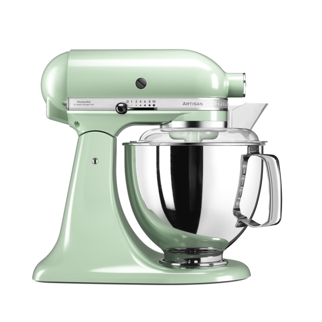 Kitchenaid Küchenhelfer Kitchenaid Artisan In Pistazie 5ksm150psept Kuechen Fee