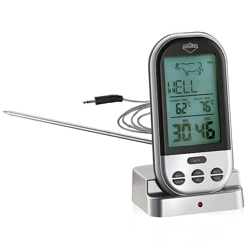 Küchenprofi Thermometer Digital Küchenprofi Digital Meat Thermometer Professional
