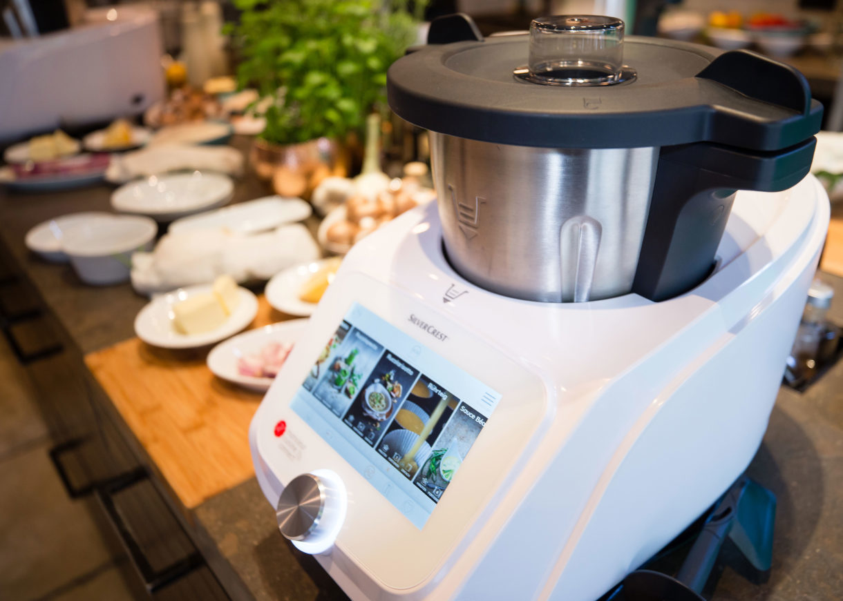 Stiftung Warentest Küchenmaschine Lidl Thermomix Alternative Von Lidl Monsieur Cuisine Connect Im Test 2018