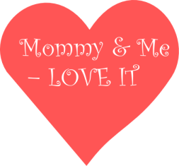 Mommy & Me - LOVE IT