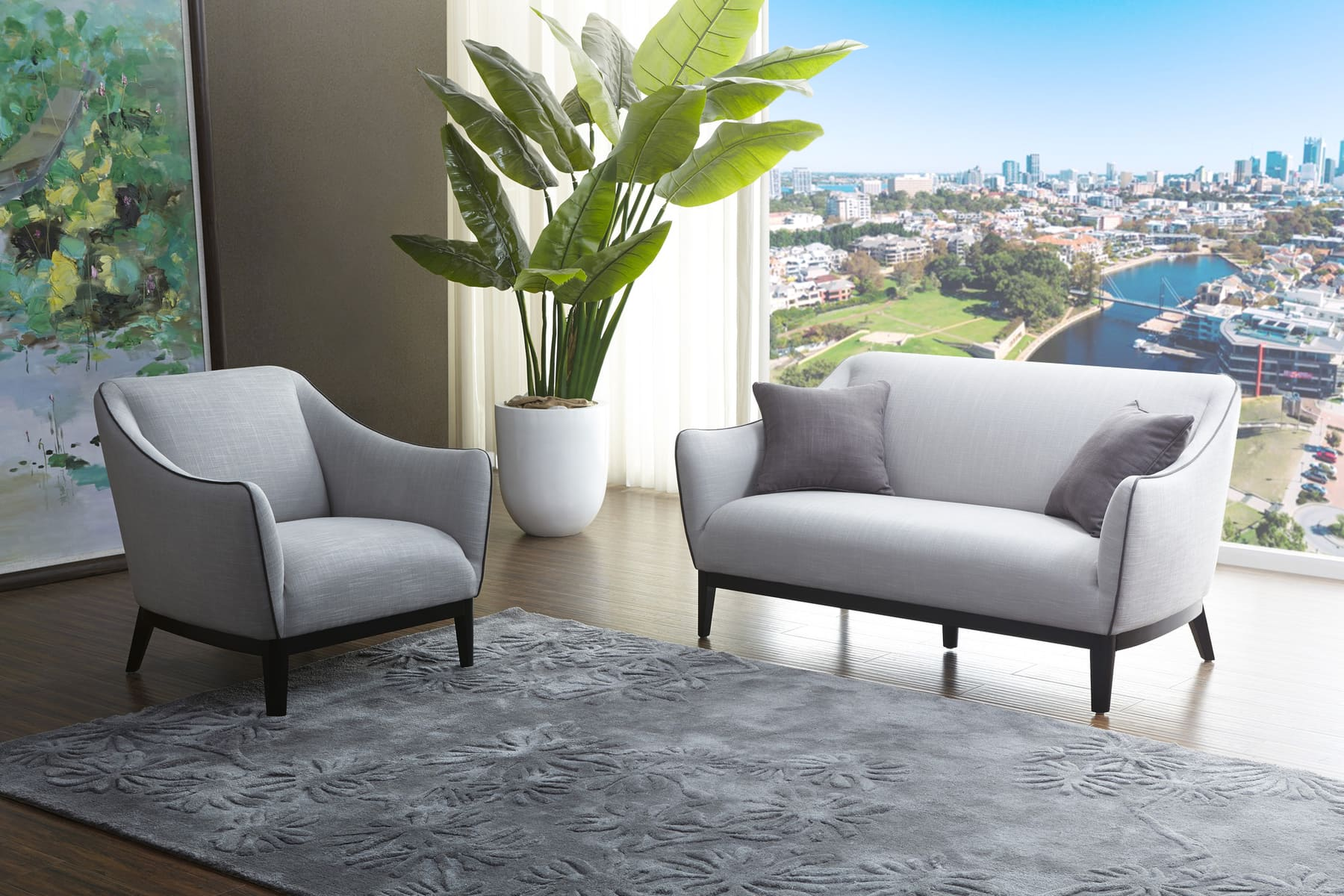 Perth Furniture Shops At Kuka Furniture Offer A Selection Of Leather Sofas Dining