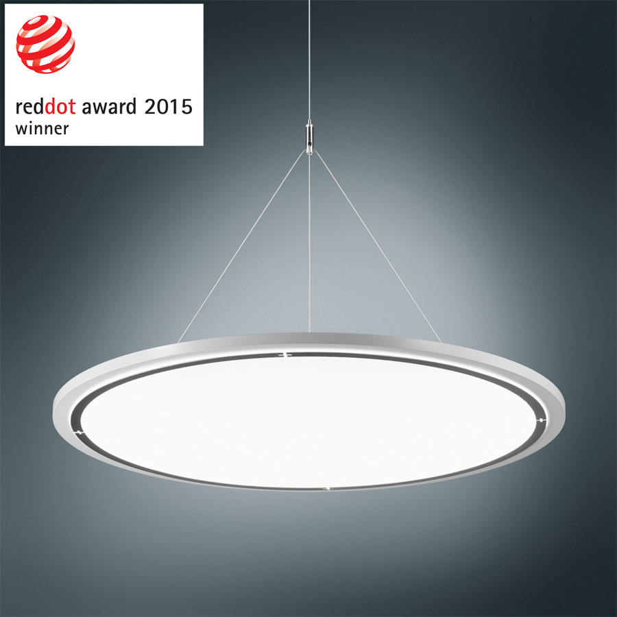 Red Dot Award 2015 Gewinner Lateralo Ring Led