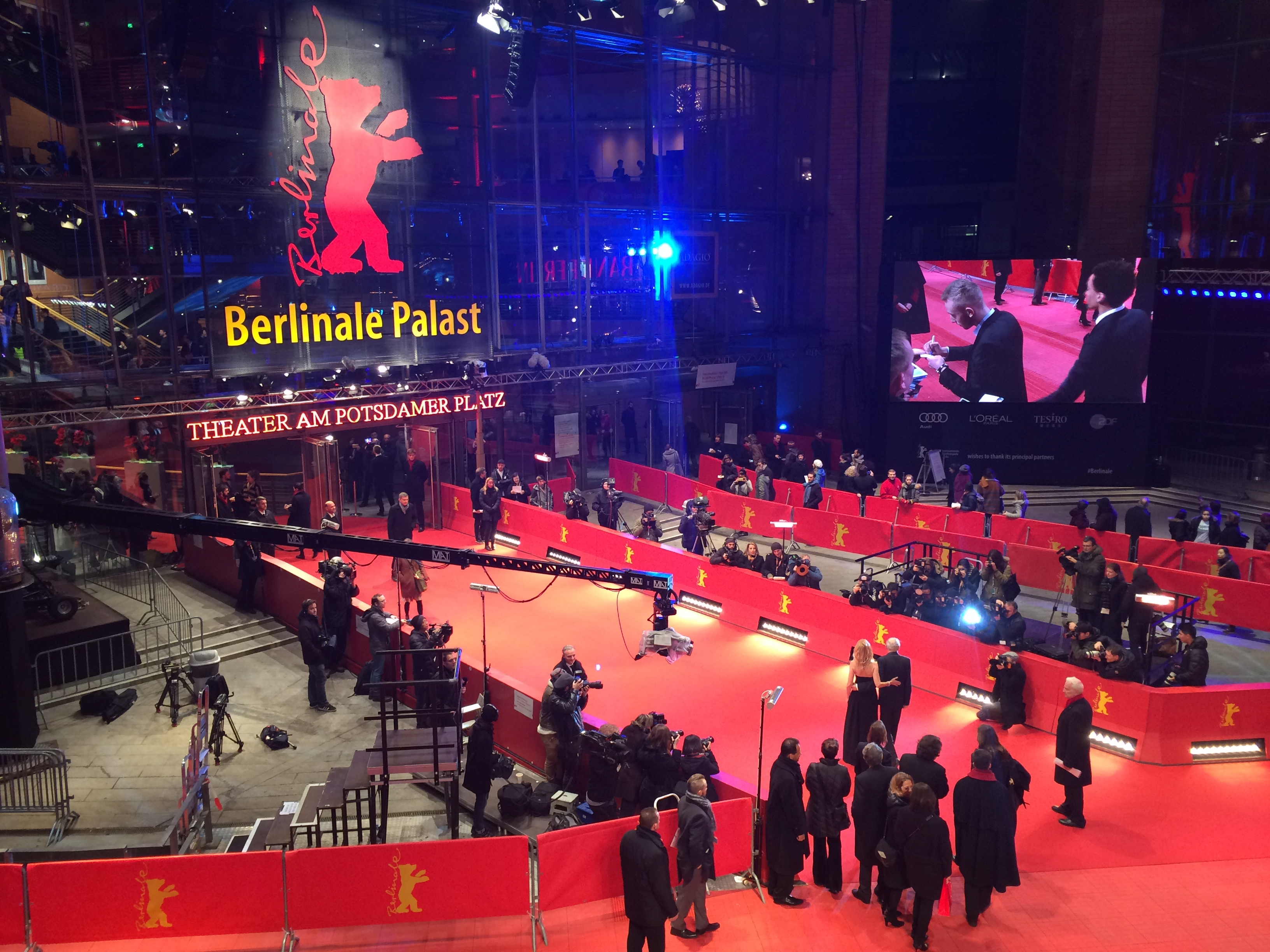Roter Teppich Kaufen Berlinale Palast A Roter Teppich Berlin 2016 02 15 Qf