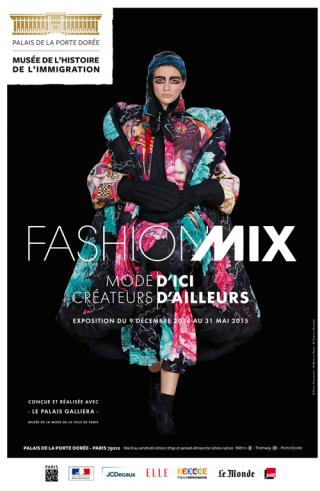 FASHION MIX \u2013 Outstanding immigrant designers in Paris Kulturkompasset