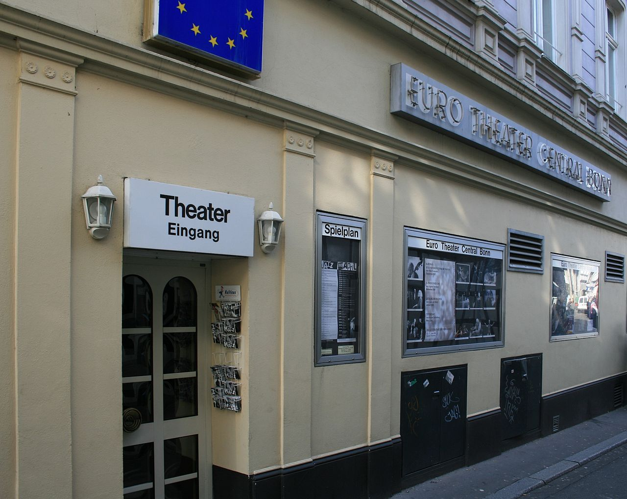 Kleines Theater Bad Godesberg Theaterszene In Bonn