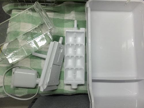 製氷機 掃除