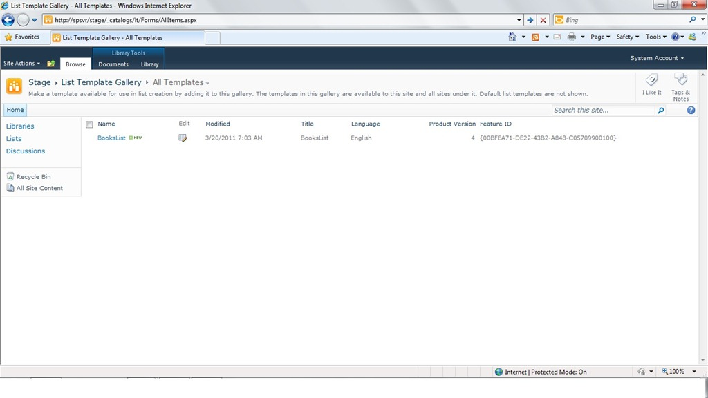 Deploying SharePoint 2010 List Custom InfoPath Form to different