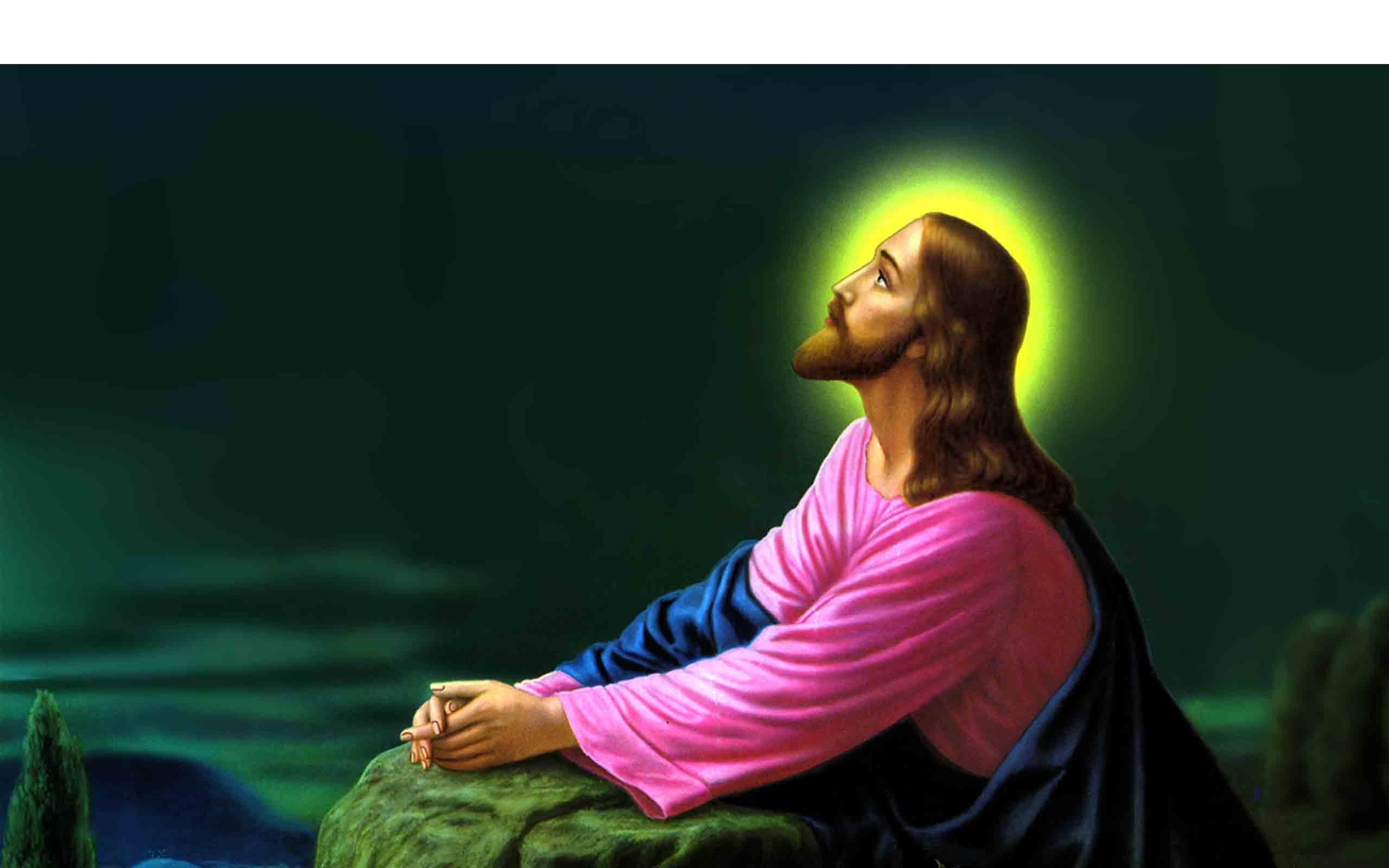 Jesus Wallpaper Hd Lord Jesus Christ Painting Copy Brethren Assembly Kumbazha