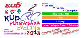 Borang Penyertaan Terbuka KUD Cycling 2013