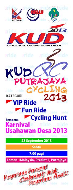 KUD Putrajaya Cycling