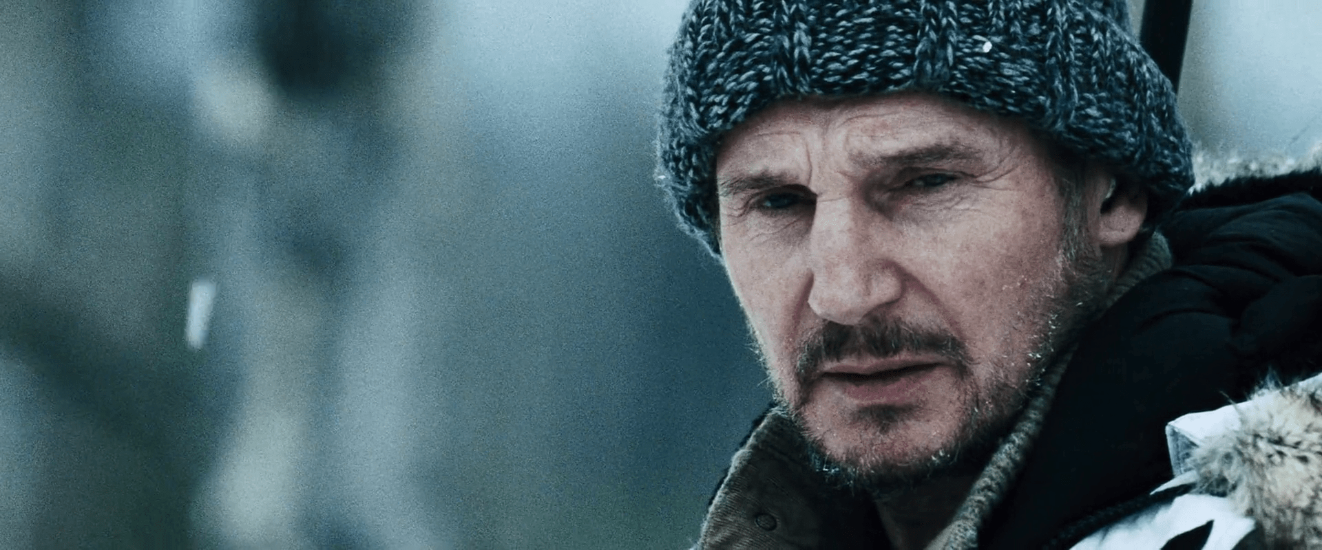 Fall Stars Wallpaper The Grey Movie Review Liam Neeson A Meditation On