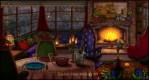 A Cozy Evening Detail