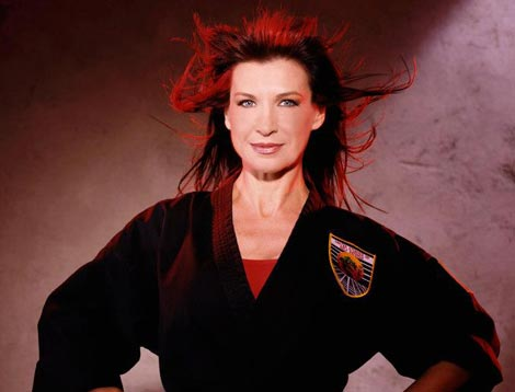 Interview with Cynthia Rothrock, part 1