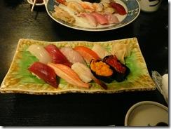 町の 運河寿司