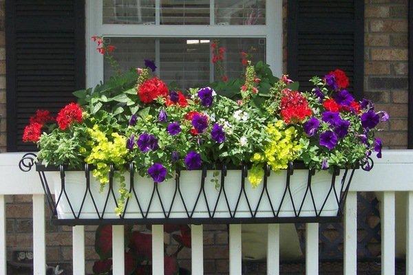 Best Balkon Ideen Blumenkasten Gelander Gallery - Home Design ...