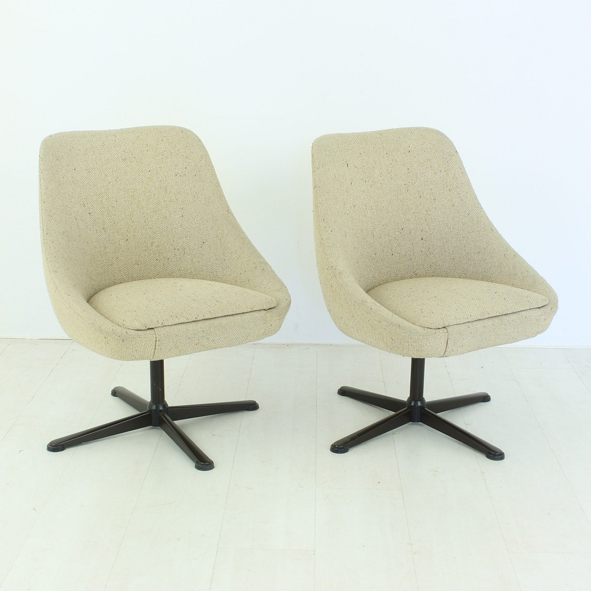 Retro Sessel 60er 60er Jahre Vintage Cocktail Sessel 2er Set