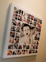 Фотоколлаж для младенца