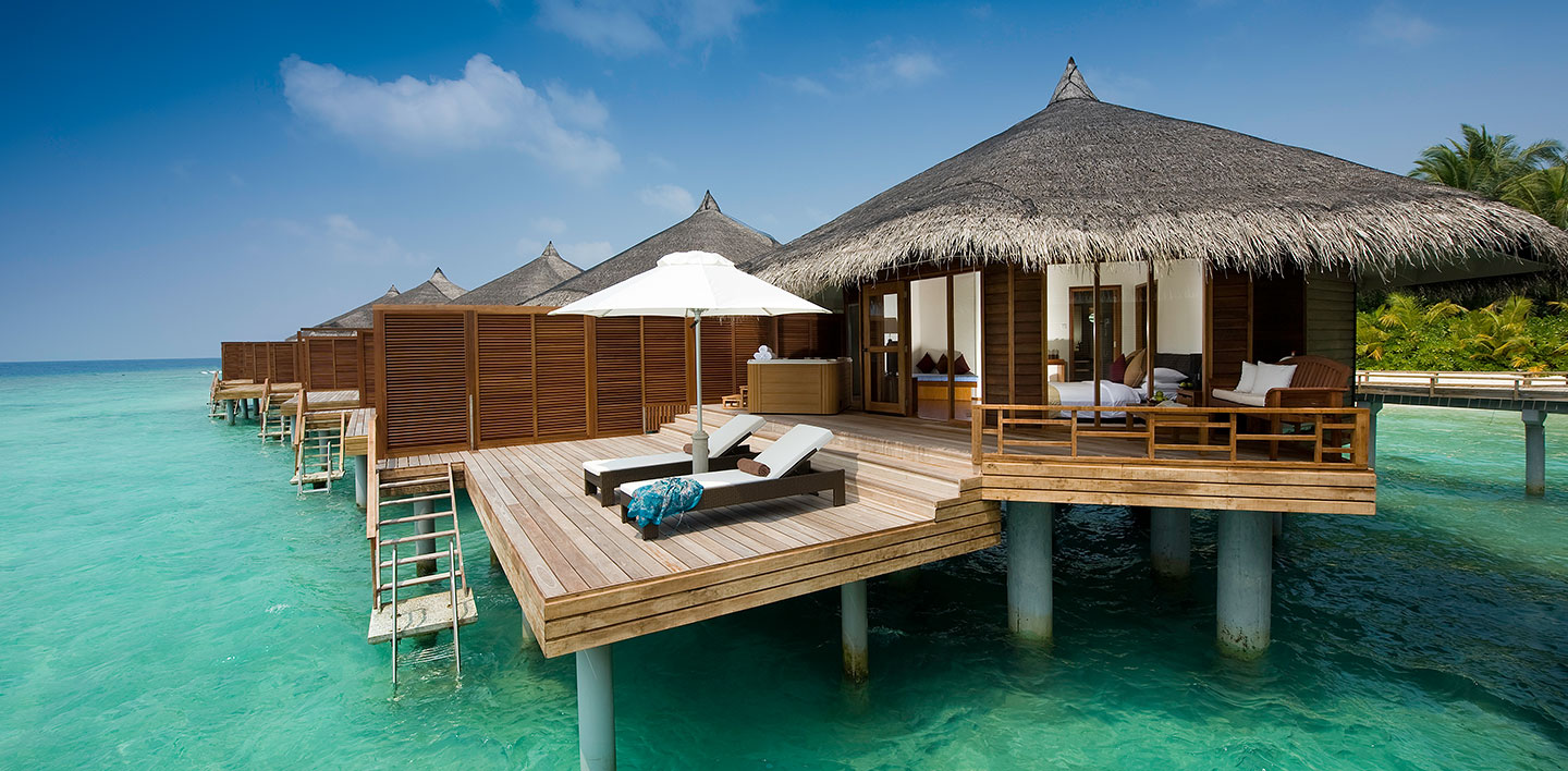 Bora Bora Garden Pool Villa Resort Maldives | Kuramathi Island Resort Maldives