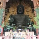 東大寺で奈良の大仏拝観の感想柱くぐりの大きさご利益意味やアクセス入堂料時間は?