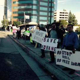 Rally in LA