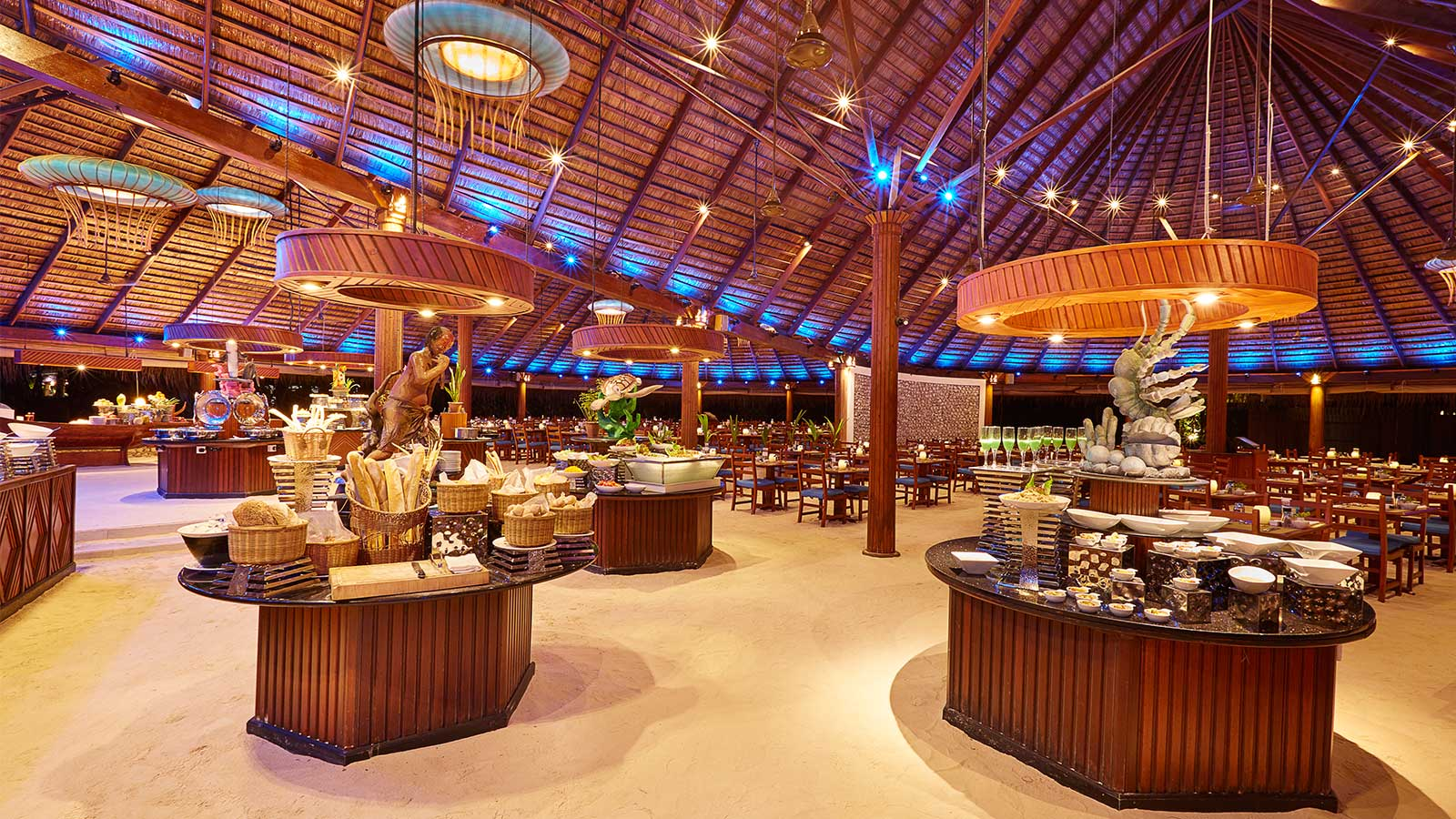 Buffet Cuisine Design Introducing Amazing Kuredu 39s Buffet Restaurants