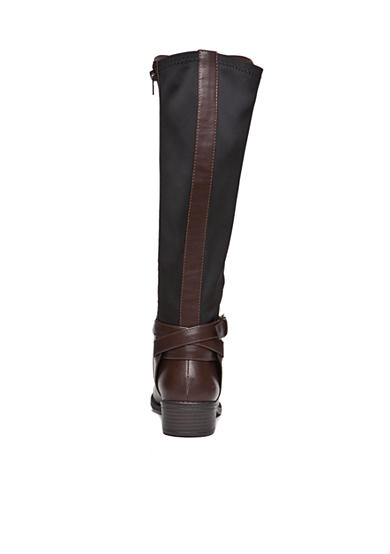 Black and Brown 2 Boot
