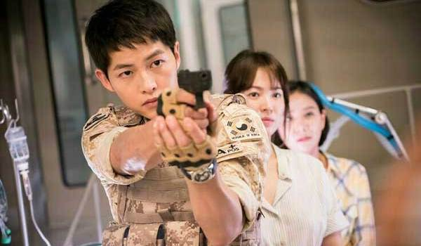 Descendats of the Sun img