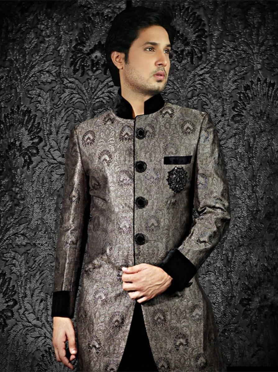 Pin stylish black pathani suit kurta for men ajilbabcom portal picture - Pin Stylish Black Pathani Suit Kurta For Men Ajilbabcom Portal Picture Eden Robe Sherwani For Download
