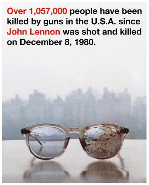 John Lennon 1980-12-8
