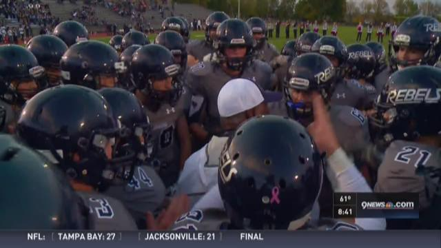 Columbine Summer Grind Series Part II 9news - Columbine High School Football