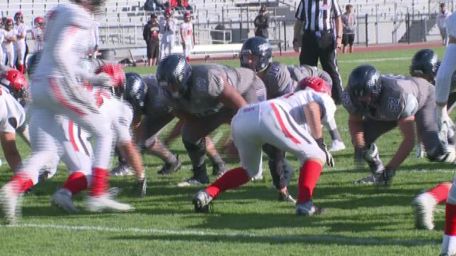 9news No 7 Columbine football overpowers No 5 Fairview in 35