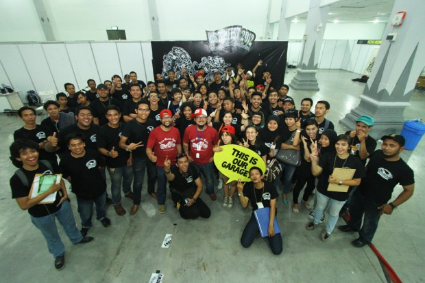 OFFICIAL KUSTOMFEST 2012