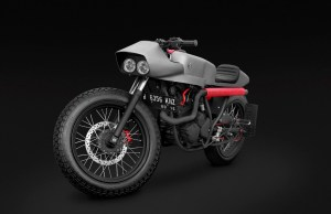 T003 Kaku - Thrive Motorcycle
