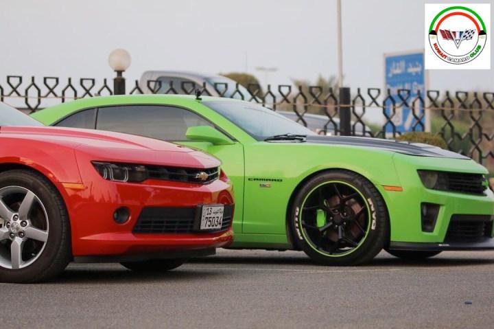 Kuwait Camaro Club