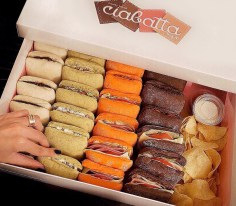 Ciabatta Box🌭بوكس ساندويتشات شيباتا