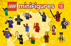 Lego Super Heroes Mini-figures – سوبر هيرو مصغرة