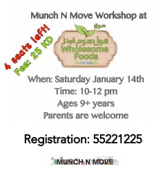 Munch & Move👧🏻👦🏻مانش اند موف