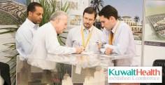 Kuwait Health Exhibition🏥