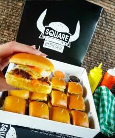 Square Burger🍔سكوير برجر