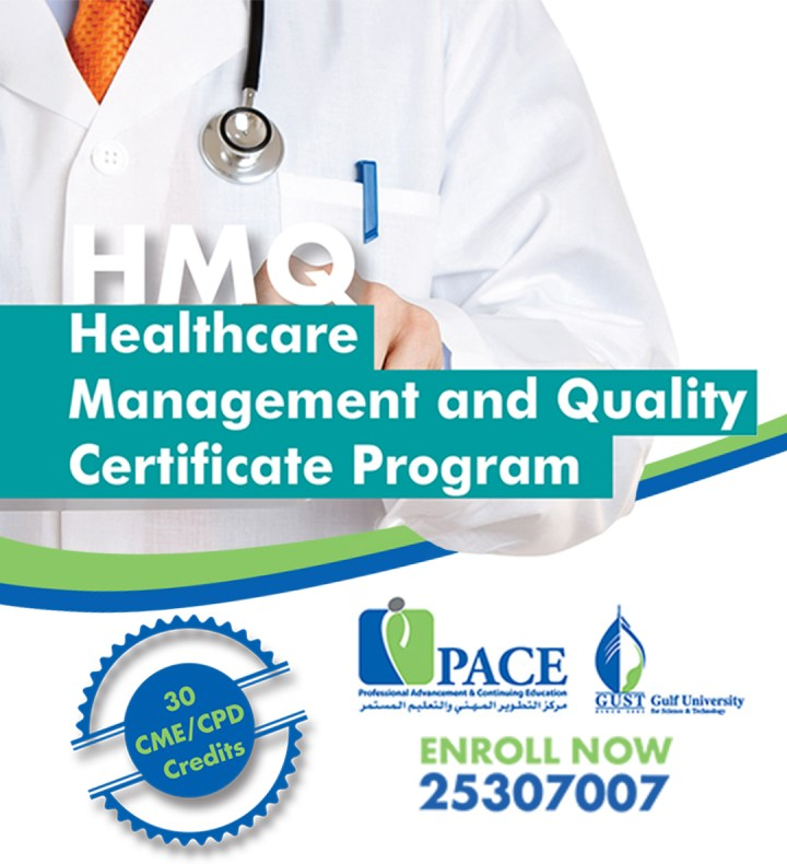 Healthcare Management And Quality Certificate Program