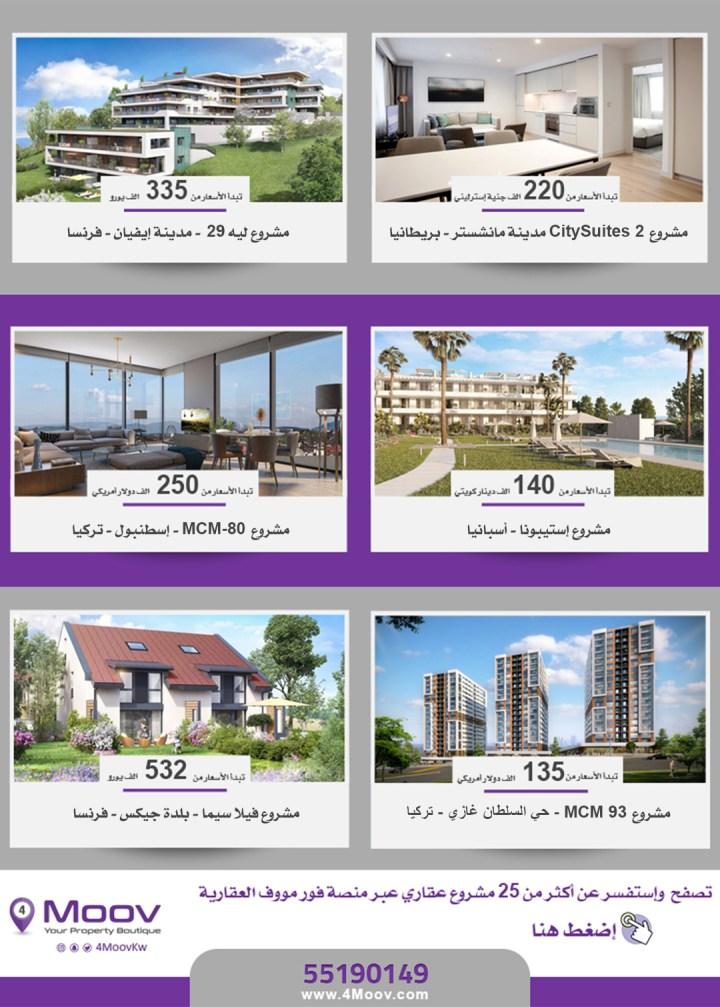 4Moov Real Estate – شركة فورمووف العقارية