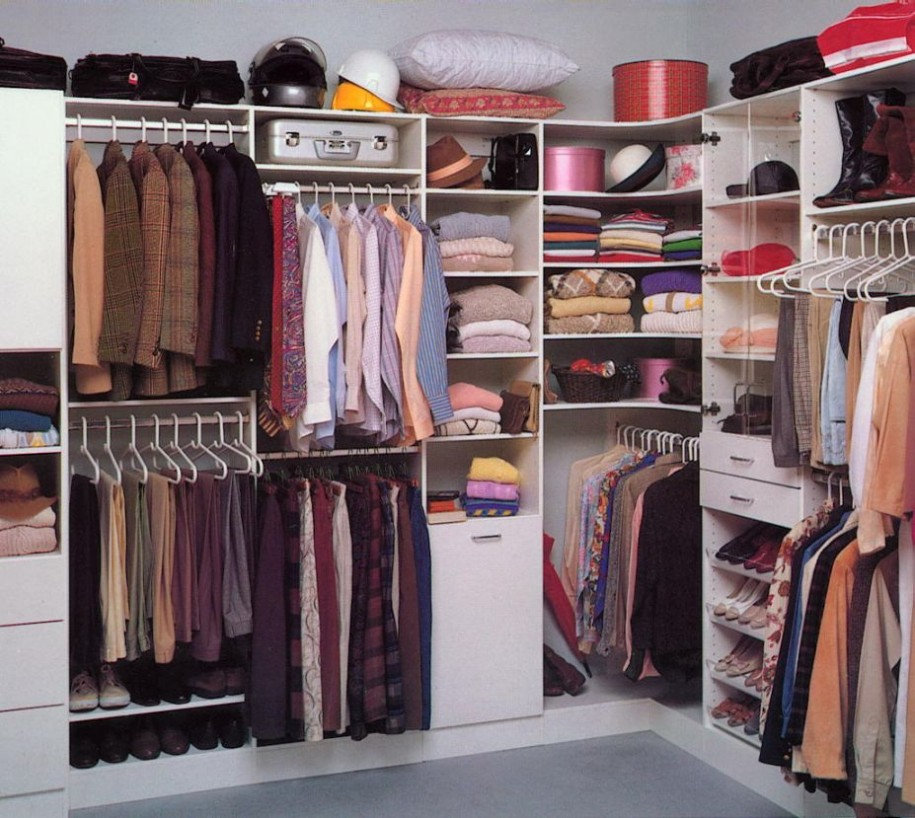 Clothing Storage Ideas For Small Bedrooms 10 Ways To Create More Storage In Your Bedroom Closet