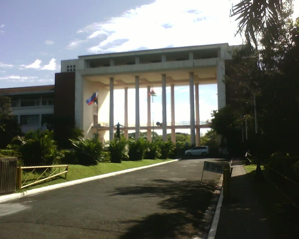 Manila Post Office Building Juan Marcos De Arellano Architectural - invitation maker in alabang town center