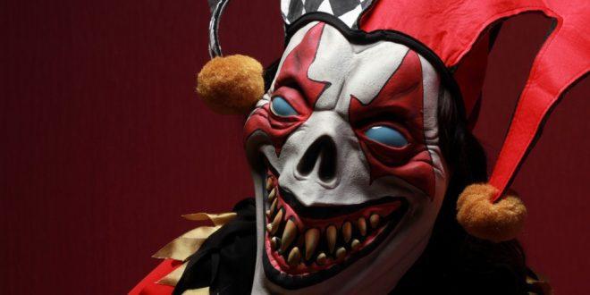 3d Clown Wallpaper Attack Of The Killer Clowns Kwos